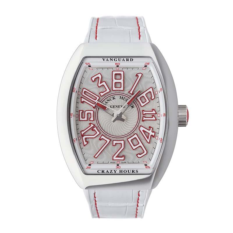フランクミュラーのヴァンガードの時計